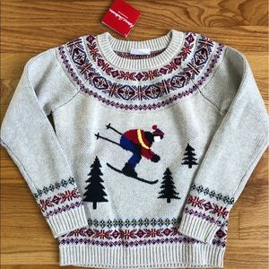 Hanna Andersson Ski Sweater